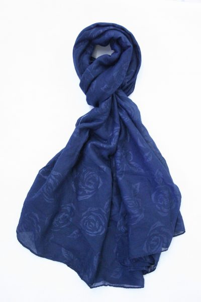 flower-self-print-shawl-navy-2