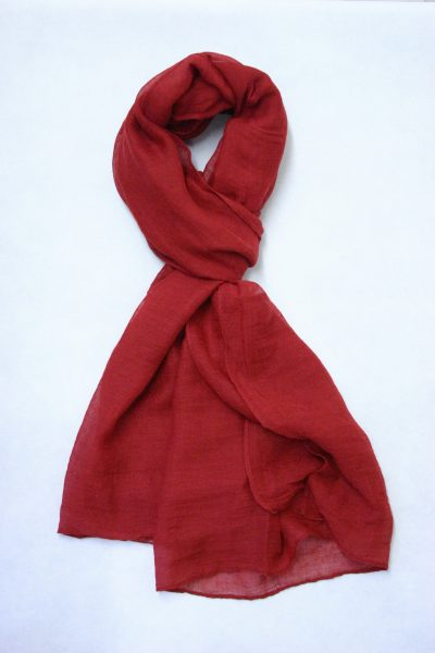 oversized-chiffon-shawl-deep-red-2