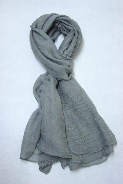 oversized-chiffon-shawl-gray-2