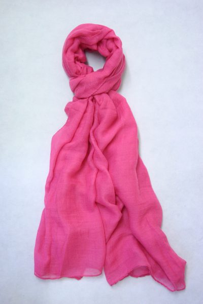 oversized-chiffon-shawl-hot-pink-2