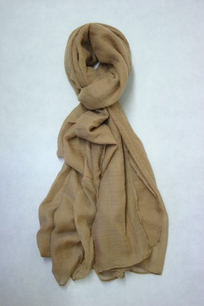 oversized-chiffon-shawl-light-brown-2