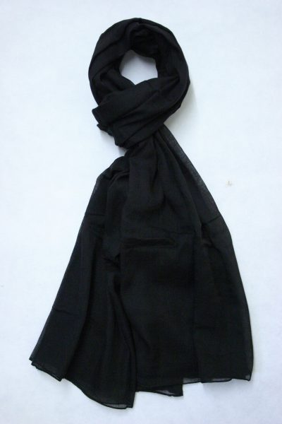 pure-cotton-shawl-black-1