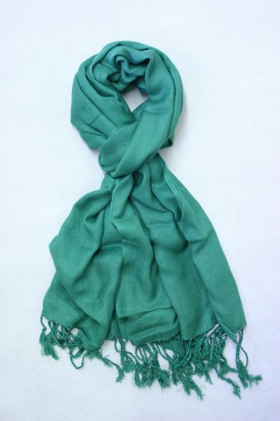viscose-pashmina-shawl-green