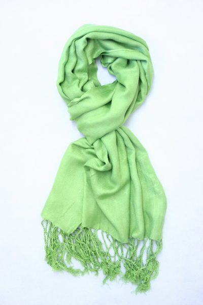 viscose-pashmina-shawl-lime-green-1